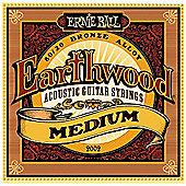 Ernie Ball Earthwood 80/20 strings String Gauge-Medium Heavy 13-56