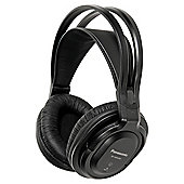 Panasonic RP-WF830 Wireless Overhead Headphones - Black