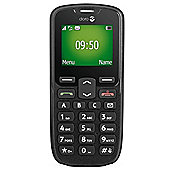 SIM Free Unlocked Doro PhoneEasy™ 506 Black