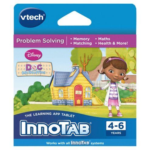 VTech InnoTab Game Doc McStuffins