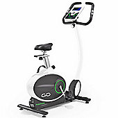 Tunturi GO Bike 70 Upright Exercise Bike / Cycle