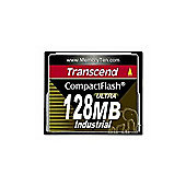 Transcend 128MB Compact Flash Memory Card