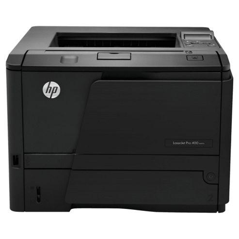 Hewlett-Packard M401A LaserJet Pro 400 Mono Laser Printer