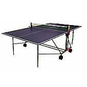 Butterfly Sport Rollaway Table Tennis Table - Blue