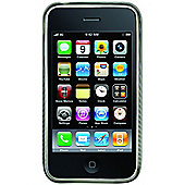 Apple iPhone 4G Clear Gel Case Screen Protector Cover