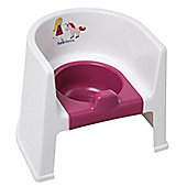 Safetots Princess and Pony Potty Chair