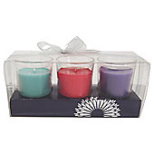 Spa Candle Trio