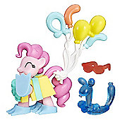My Little Pony Friendship Is Magic Story Figure with Accessories - Pinkie Pie