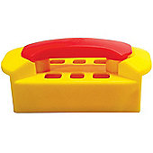 Gowi Toys 558-76 Brick Shaper (Colours Vary)