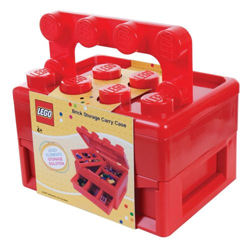 LEGO Carry Case Red