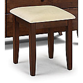 Julian Bowen Minuet Dressing Stool in Wenge