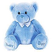 45cm Sitting Baby Boy Bear
