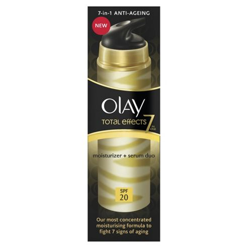 Olay Total Effects 2in1 Day Cream And Serum 40ML