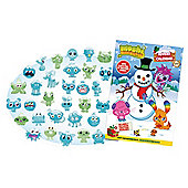 Moshi Monsters Advent Calendar 2012