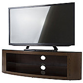 AVF Buckingham FS1400BUCW Walnut TV Stand for up to 65 inch