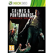 Crime and Punishment: Sherlock Holmes Xbox 360