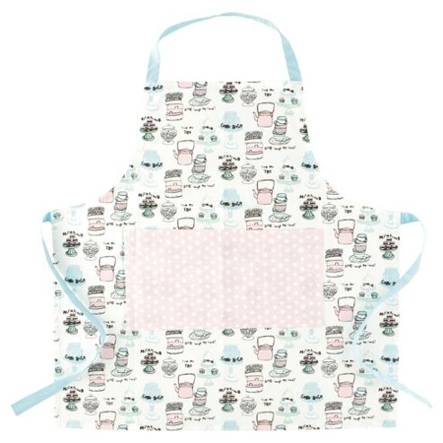 Tesco Sugared Almonds Apron