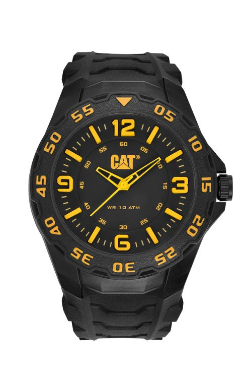 CAT Motion Mens Seconds Sub Dial Watch - LB.111.21.137