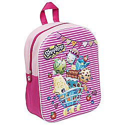 Shopkins EVA Pink Junior Backpack 3D