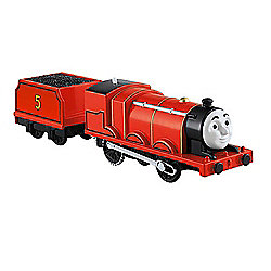 Thomas & Friends Enhanced Performance Trackmaster James Motorised Engine