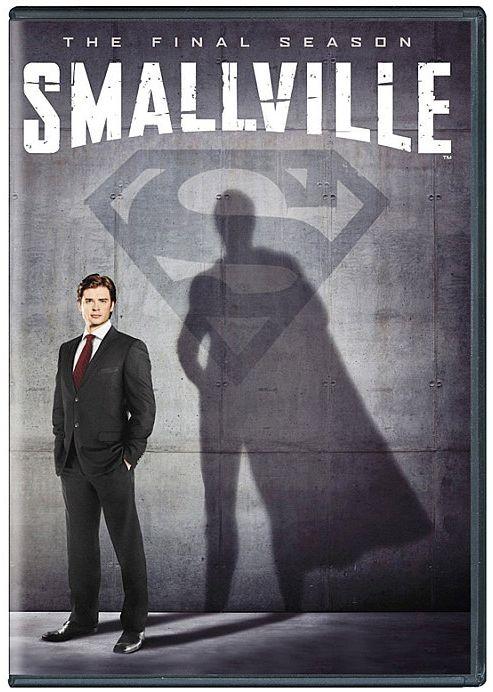 Smallville - Series 10 - Complete (DVD Boxset)