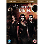 Vampire Diaries: Season 6 DVD