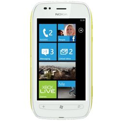 Nokia Lumia 710 (Yellow) - Sim Free