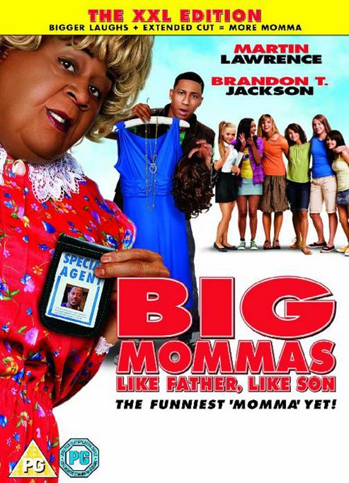 Big Mommas - Like Father Like Son (DVD)