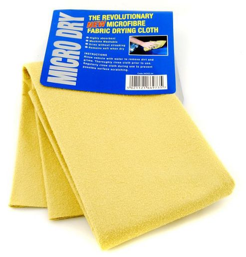 Micro Fibre Fabric Drying Cloth