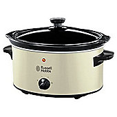 Russell Hobbs 22742 3.5L Slow Cooker - Cream