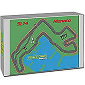 Scalextric Digital Set Sl14 Jadlamracing Layout Monaco Circuit