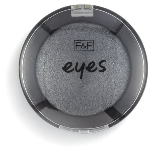F&F Metallics Eyeshadow - Jet Set
