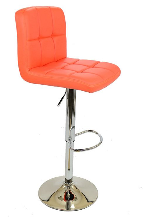 Buy Cuban Orange Bar Stool from our Bar Tables & Stools ...