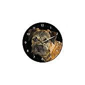 Smith & Taylor Border Terrier Wall Clock