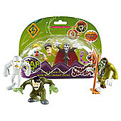 Scooby Doo Trap Time Twin Figure Pack