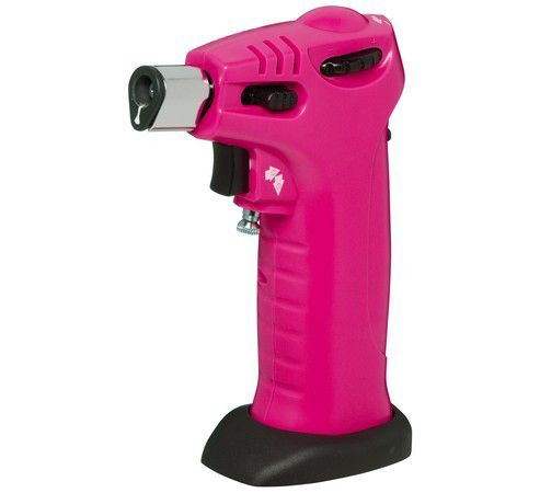 Pink Coloured Blowtorch