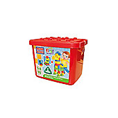 Mega Bloks First Builders 70 Piece Tub