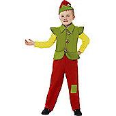 Child Elf Boy Costume Large