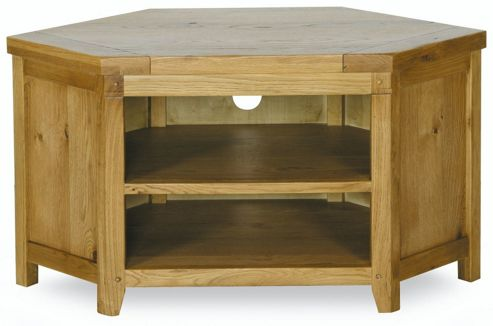 Kelburn Furniture Veneto Corner TV Stand
