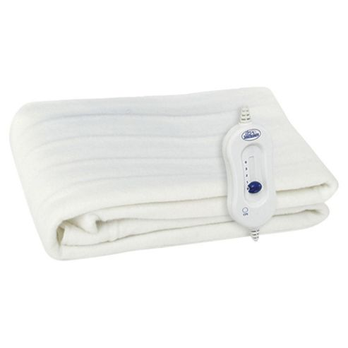 Silentnight Comfort Control Electric Blanket - Single