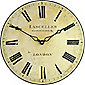 Roger Lascelles Clocks Antique Style Lascelles Med Wall Clock
