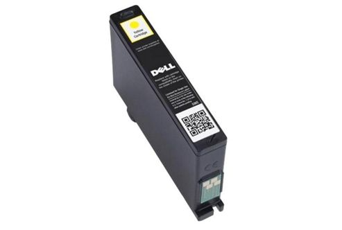 Dell Extra High Capacity Yellow Ink Cartridge for V525w/V725w Wireless All-in-One Printers