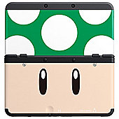 NEW 3DS Coverplate - Toad (Green)