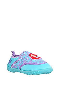 Disney Princess Ariel Water Shoes - Blue