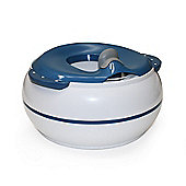 Prince Lionheart 3 in 1 Potty - Berry Blue