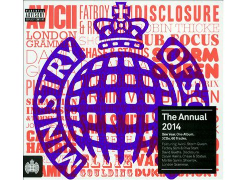 Ministry Of Sound: Annual 2014 (3CD)