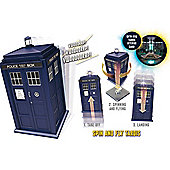 "Doctor Who 3 3/4"" Spin and Fly Tardis"