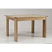 Originals Xanadu Solid Oak Dining Small Extendable Table