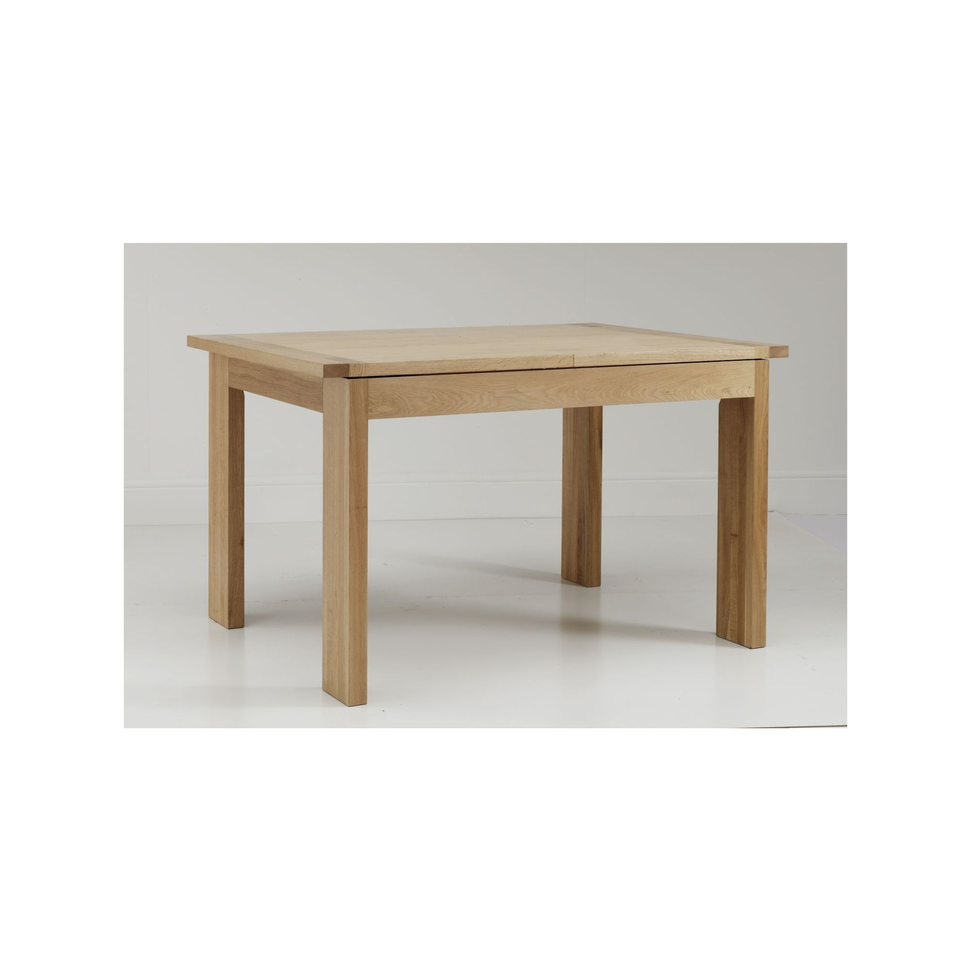 Originals Xanadu Solid Oak Dining Small Extendable Table