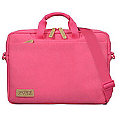 """Port Designs Torino 13.3"""" Toploading Case for Notebook Pink"""